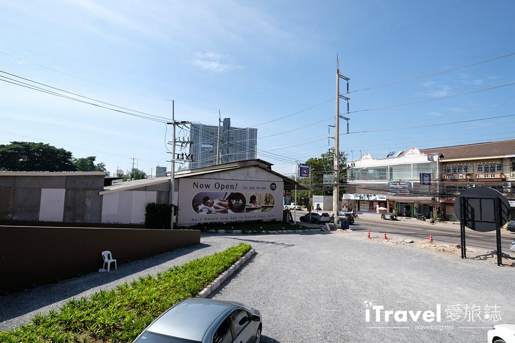 《芭堤雅SPA推荐》汤の焱 Yunomori Onsen & Spa:日式汤屋、按摩、美食三合一,2016年全新开业的复合式水疗中心。
