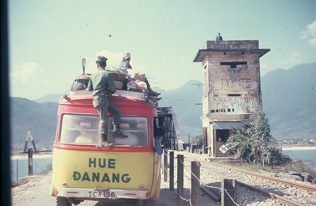 Cầu Nam Ô trên QL1, từ Đà Nẵng đi Huế - Captain Warren Kent's Pictures