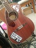 Dave Grimson's guitar