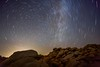 Joshua Tree National Park: Star Trails by Chi Lok