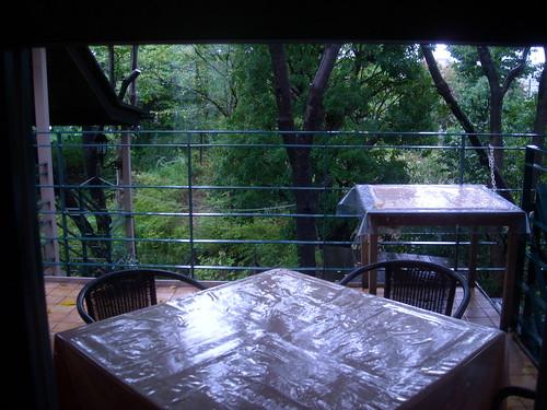ガーデンスクエアLa Venturaのテラス