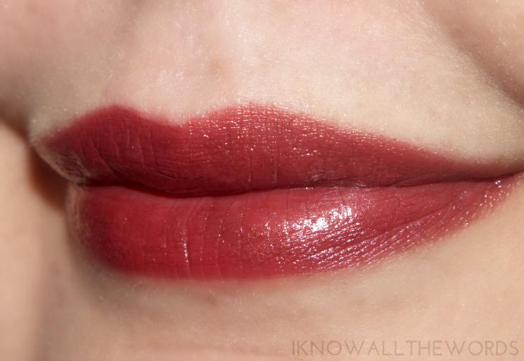Mary Kay City Modern Collection Velvet Lip Crème oh so currant