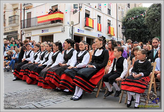 Briviesca en Fiestas 2.015 Proclamación de las Reinas y lectura del Pregón (5)