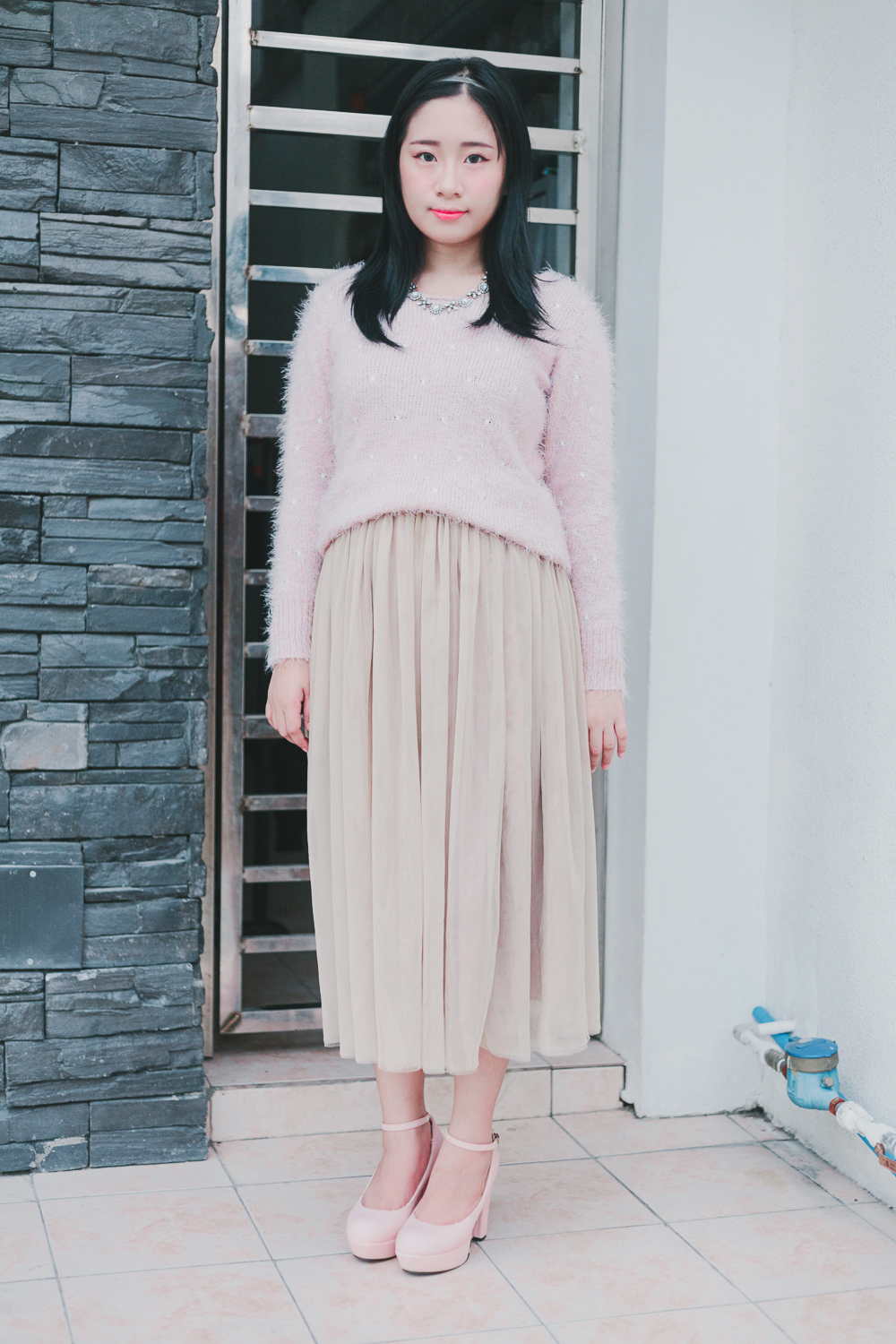 blush pink | chainyan.co