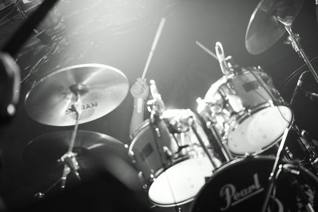 熊のジョン live at Outbreak, Tokyo, 19 Aug 2015. 377