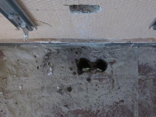 Durchblick zum Keller