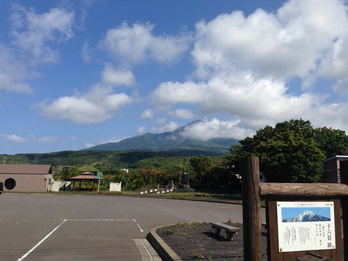 rishiri-island-tanetomi-bicycle-and-car-parking-park-mt-rishiri02