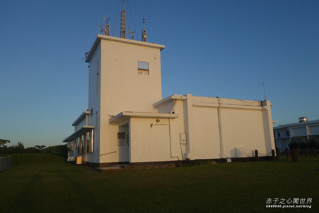 蘭嶼氣象站16