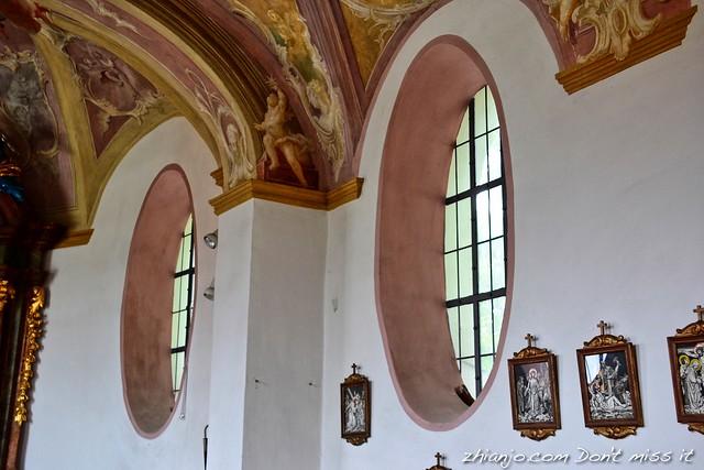 St. Nepomuk Chapel