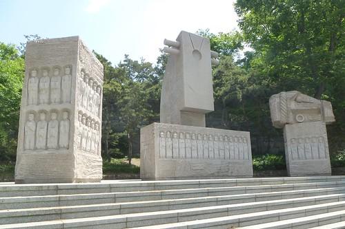 Co-Seoul 1-Cimetière des missionnaires (4)