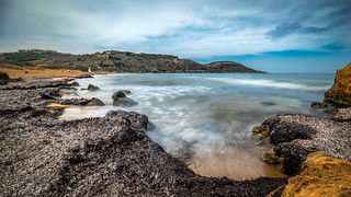 Ramla bay - Gozo, Malta - Seascape, travel photography