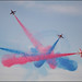 Red Arrows by Jack the Hat Photographic