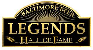 Baltimore Beer Legends Hall of Fame 2015
