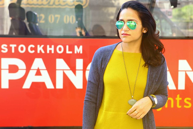 Ray Bans, Cos, Free People, Blow Fish, Stockholm, Gamla Stan, Sweden, Travel Diary, Tanvii.com