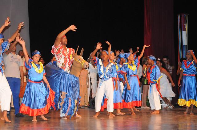 Caribbean Children de la provincia de Ciego de Ávila