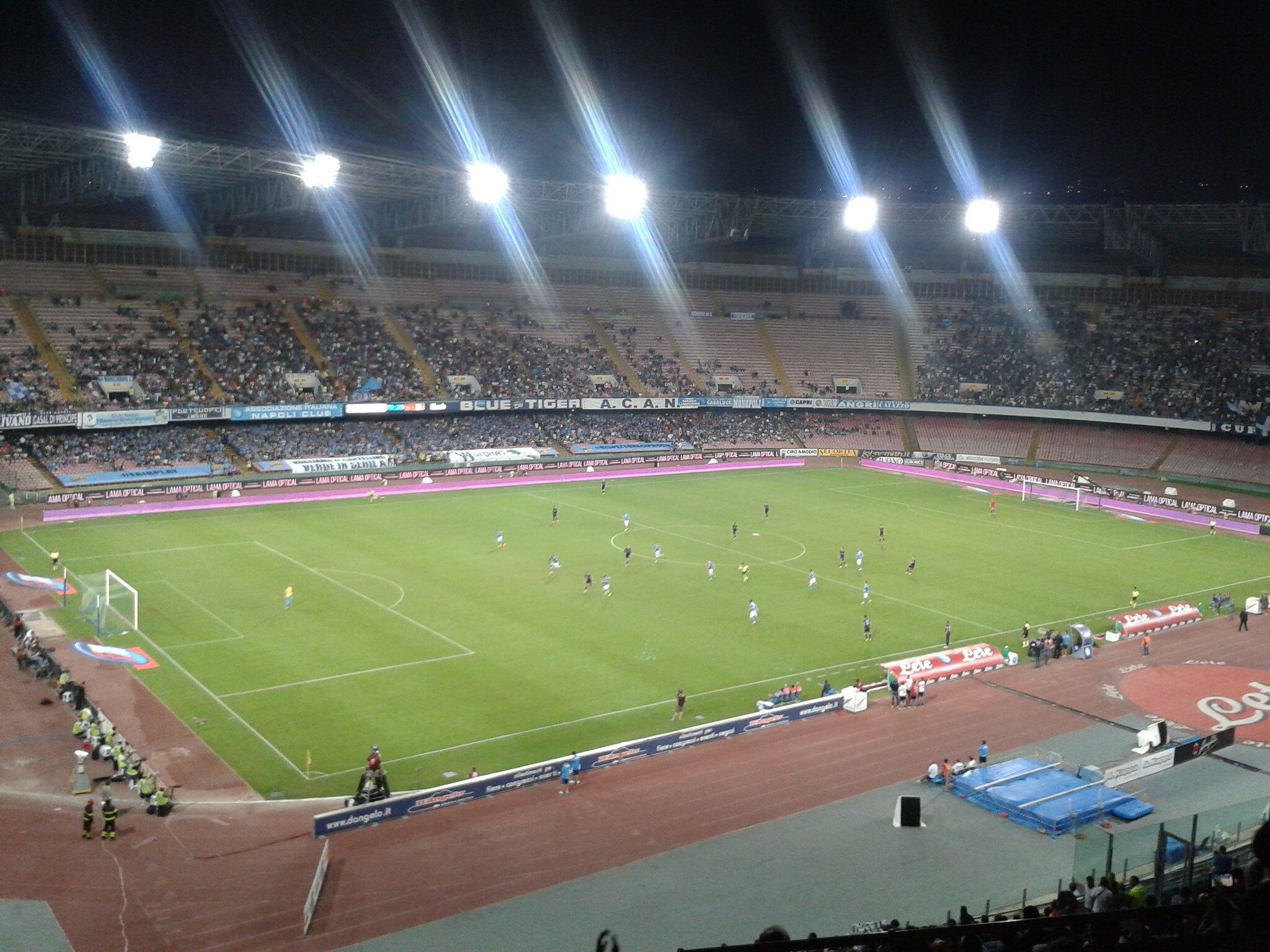Napoli-Lazio 5-0