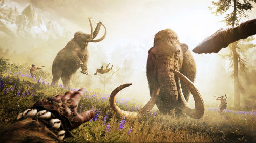 Pre-order Far Cry Primal on Xbox One and get Valiant Hearts free