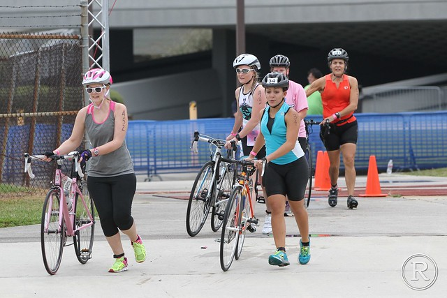 Man Up - Girl Power Triathlon 2015
