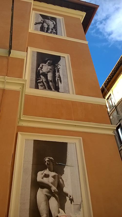 Street art - Trastevere