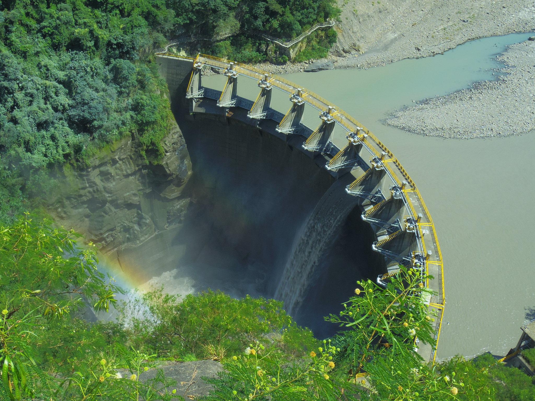 北橫 - 榮華大壩