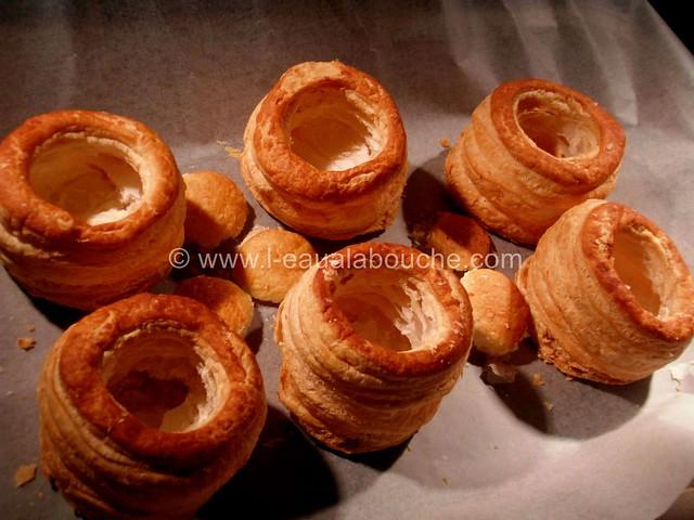Vol-au-Vent Crevettes et Courges au Curry © Ana Luthi Tous droits réservés 05