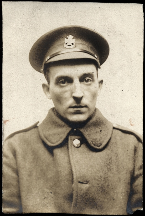 George Fay, soldier, arrested for stealing