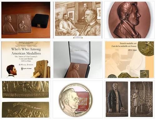 Signature Art medals ad01