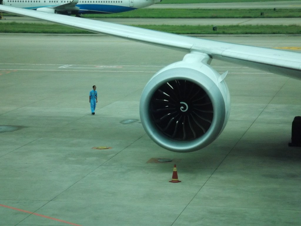 Boeing 787 engine