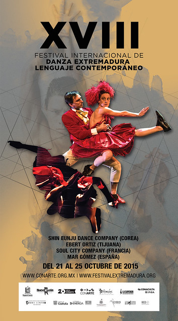 XVIII Festival Internacional De Danza Extremadura