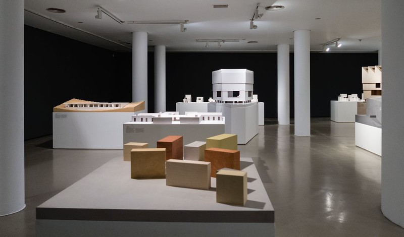 David Chipperfield Architects. Essentials - ICO Exhibition #12