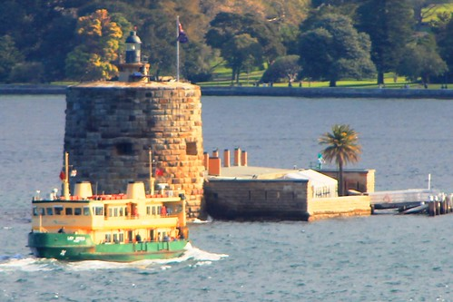 Fort Denison, Sydney Harbour