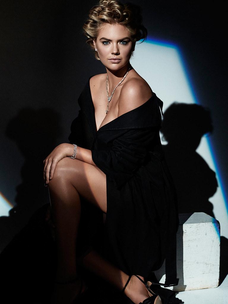 Кейт Аптон — Фотосессия для «Harper's Bazaar» AU 2015 – 5