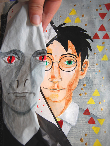 Week 42 - Harry Potter - both layers | by Pict Ink
