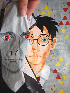 Week 42 - Harry Potter - both layers