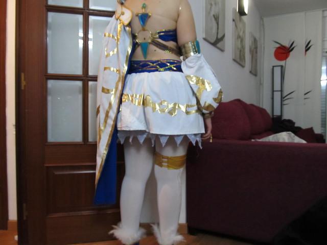Ropa cosplay Lana (hyrule warriors)