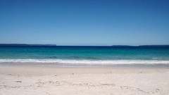 Nelson Beach, Blenheim Beach, Chinaman's Beach, Hyams Beach walk