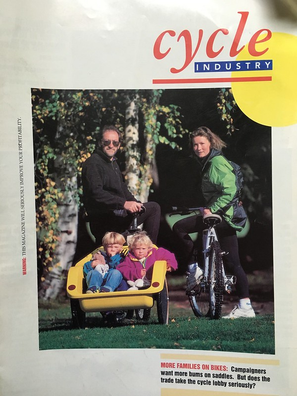 Cycle Industry November 1993