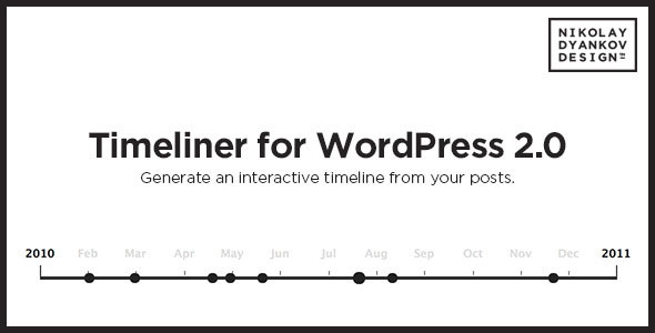 CodeCanyon Timeliner v2.0.3 - WordPress Plugin