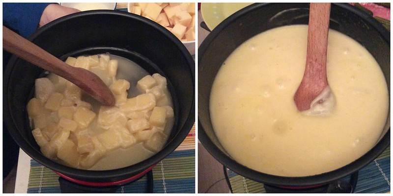 Fondue Progress 2
