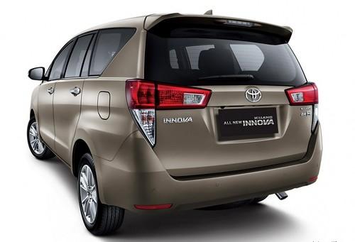 Nueva Toyota Innova