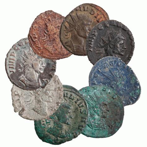 Claudius-Gothicus Antoniniani