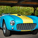 Tom Shaughnessy and Mark Donaldson - 1954 Ferrari 375 MM Pinin Farina Spyder at the 2015 Goodwood Revival (Photo 1) by Dave Adams Automotive Images