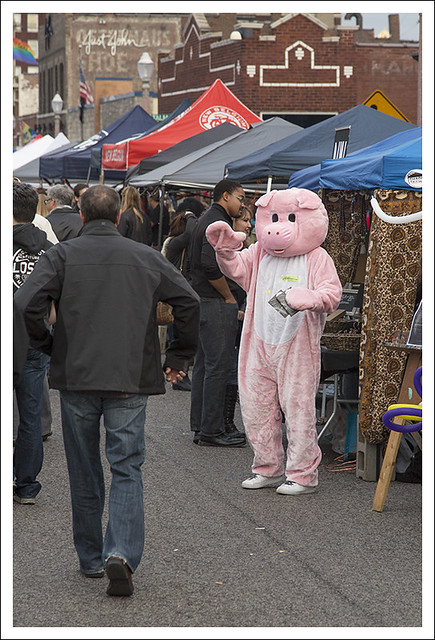 Pig Says Hi 2
