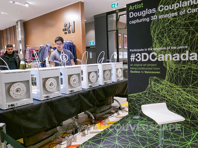 3D Douglas Coupland at Simons Vancouver-2