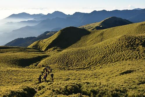 能高越嶺步道-奇萊南峰