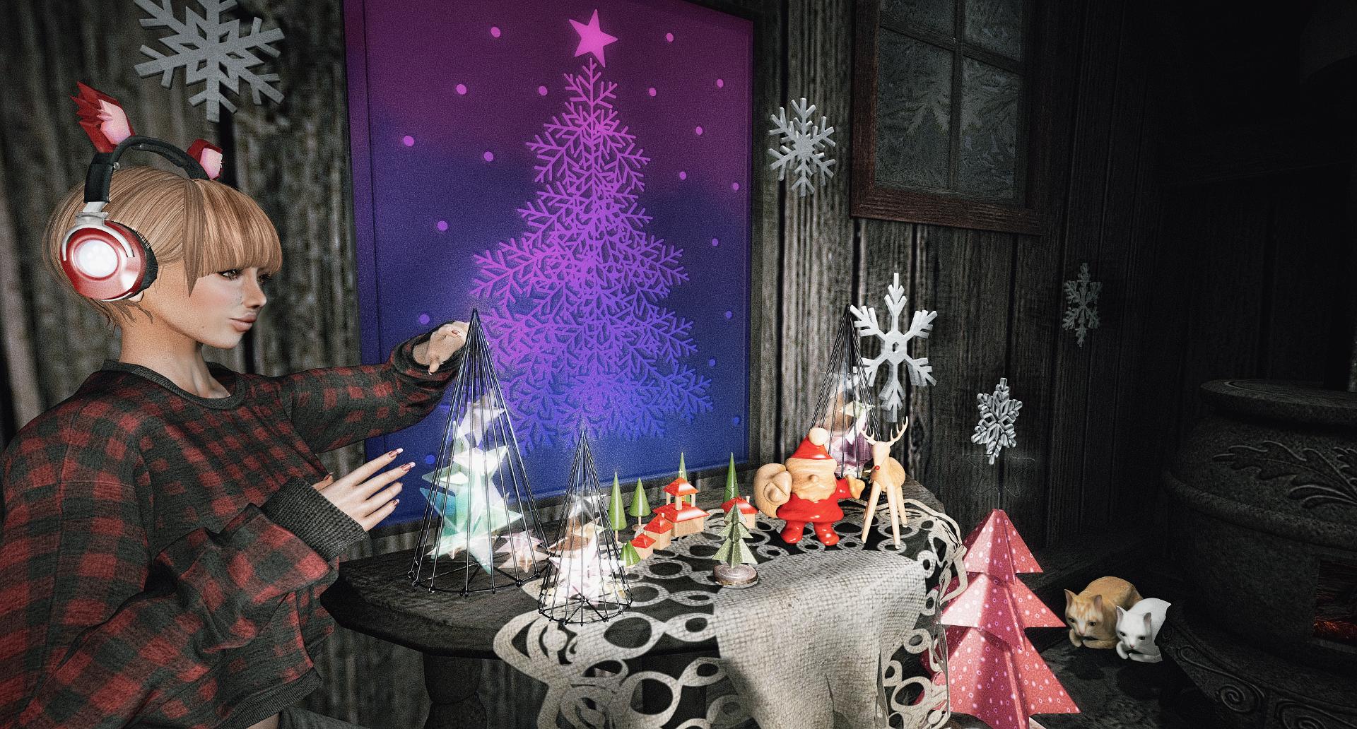 MG Christmas decor