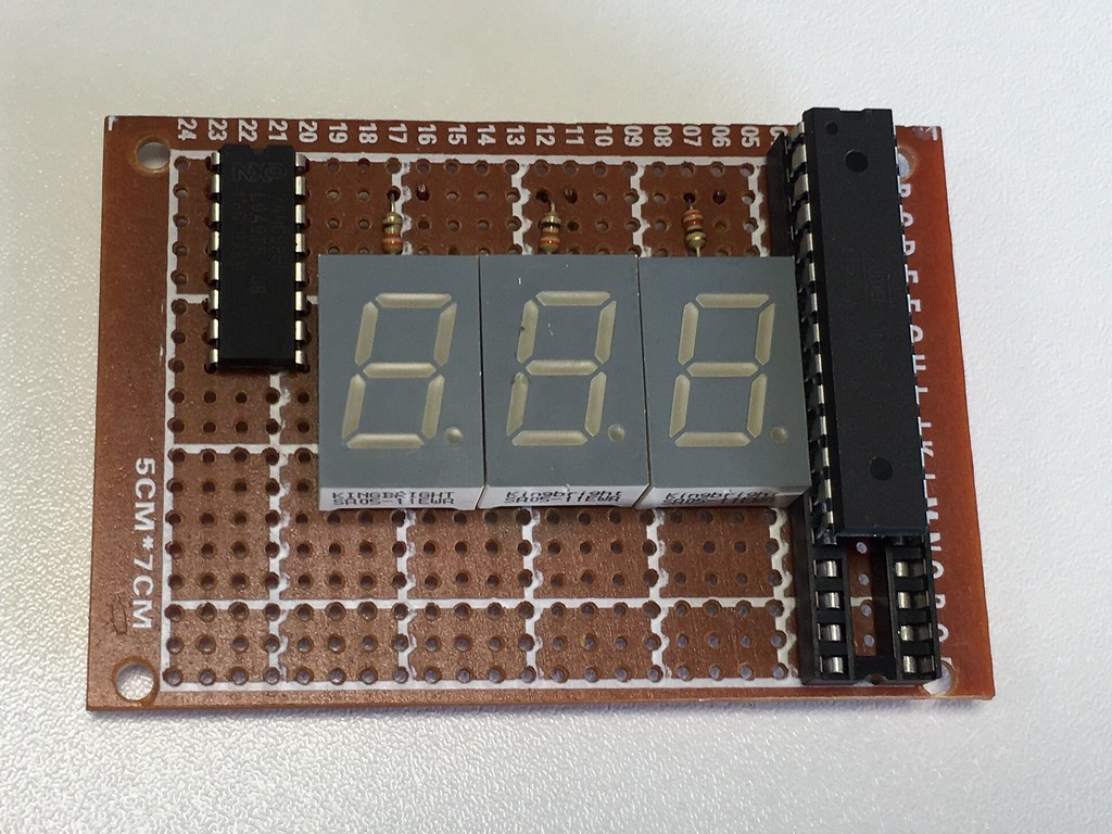 Tilde Clock
