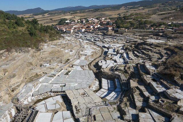 Salinas de Añana / Gesaltza Añana