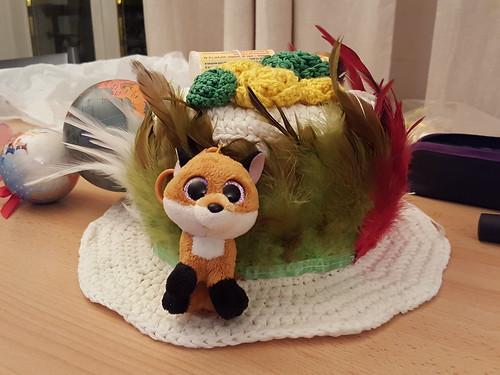 Le chapeau des Catherinettes