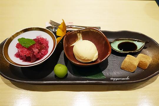 Yuzu 21 Dessert
